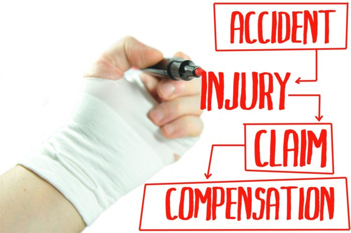 accident injury claim compensation